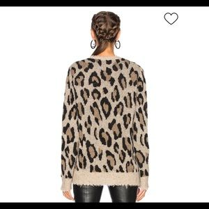9b4fb8147c00 Fate Sweaters   Leopard Print Sweater By   Poshmark
